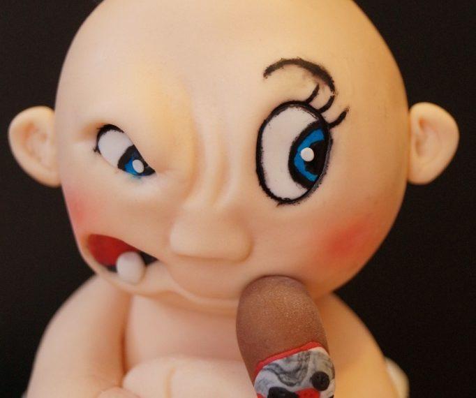 """""""Baby Hermann""""/ Figuren mit Annelies van Tessel"""