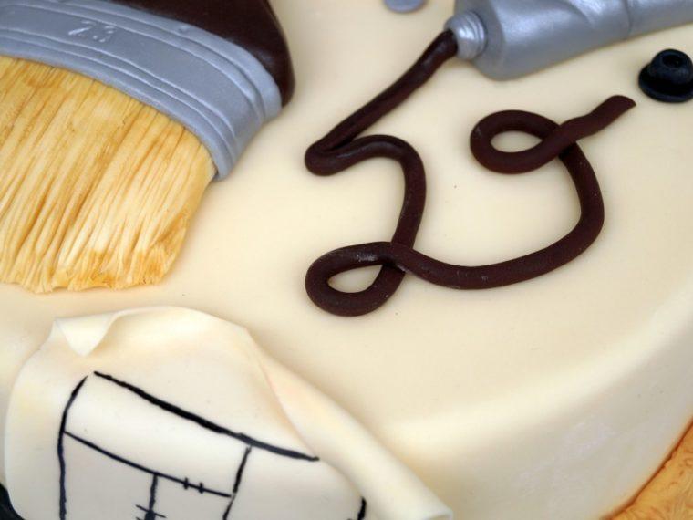 Innenarchitekten Torte