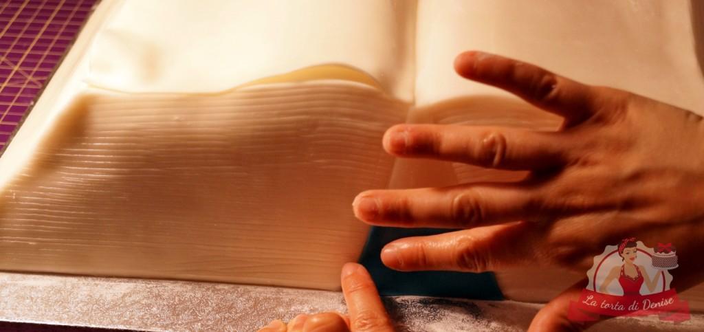 Wie Du aus Kuchen ein Buch modellierst