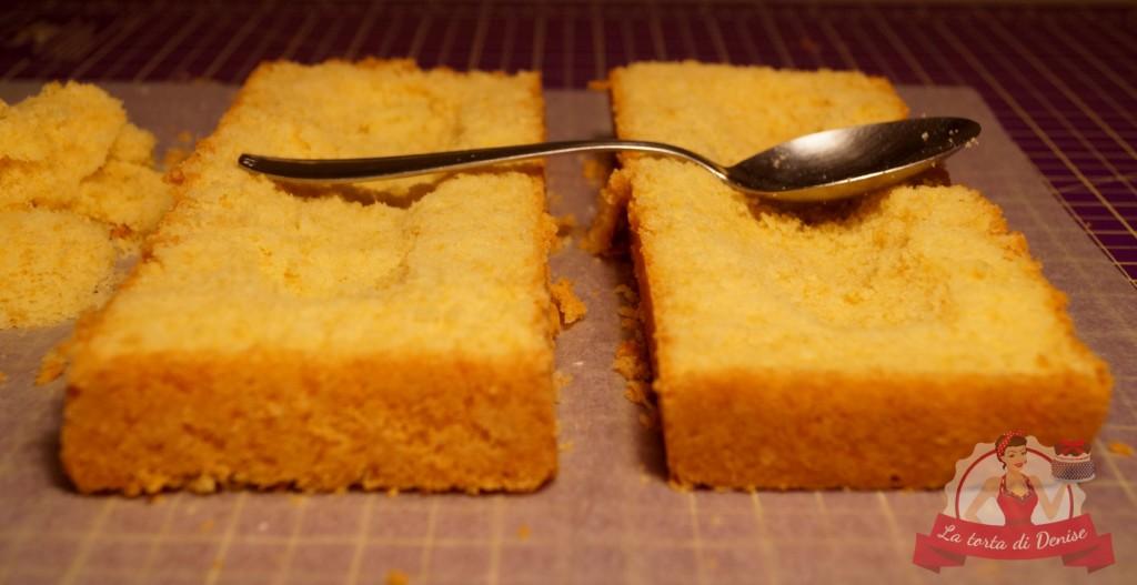 Wie Du eine Torte mit Pralinen füllst