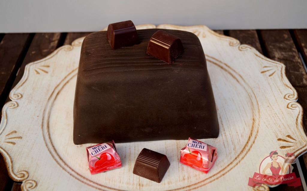 Wie Du Eine Torte Mit Pralinen Fullst