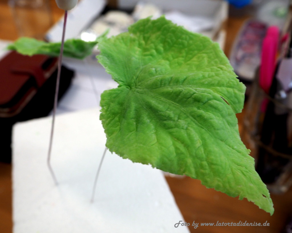 Zuckerblumen Workshop bei Robert Haynes