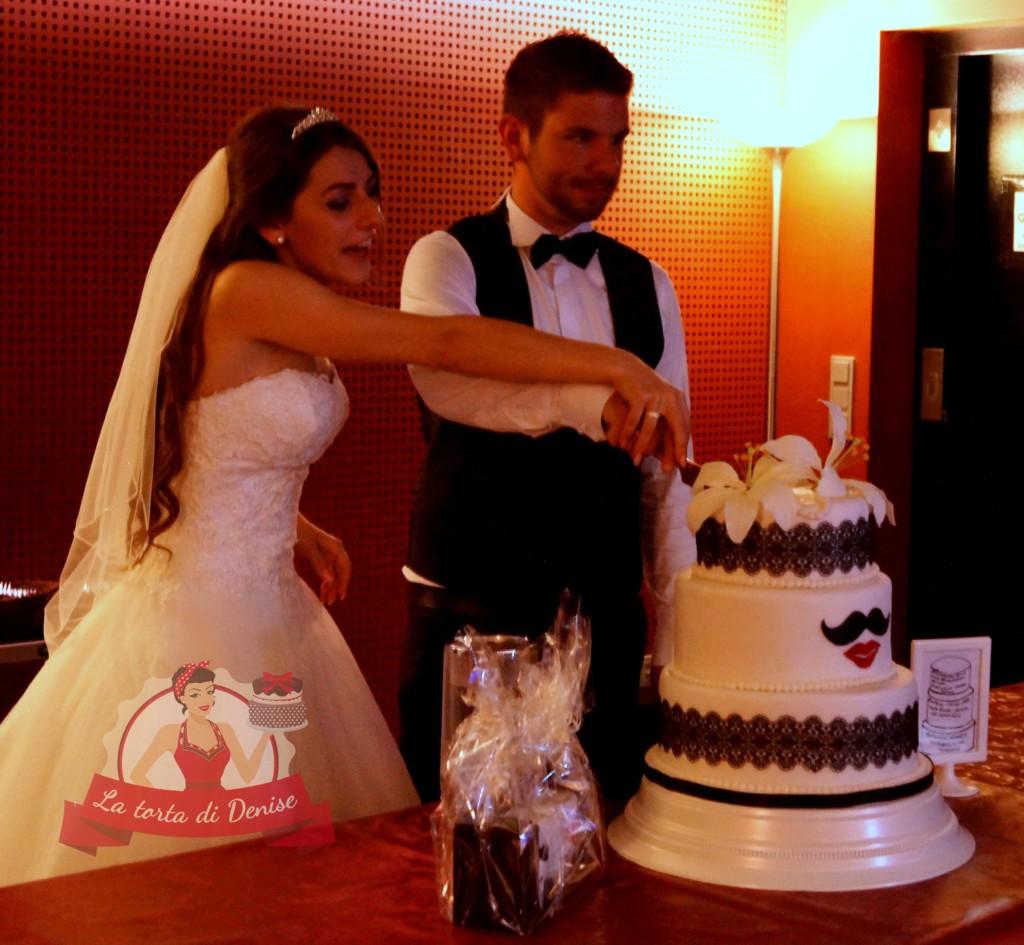 Eine Hochzeitstorte mit mehreren Themen-Geht das?!