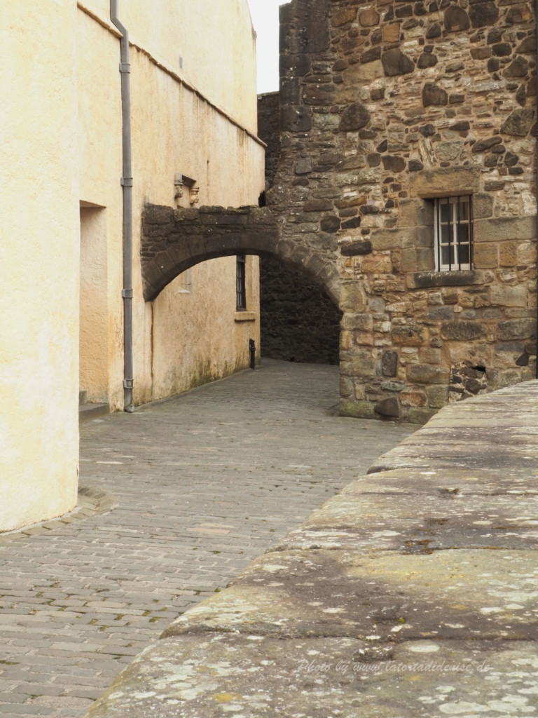 Geschichte erleben-unser Besuch auf Stirling Castle