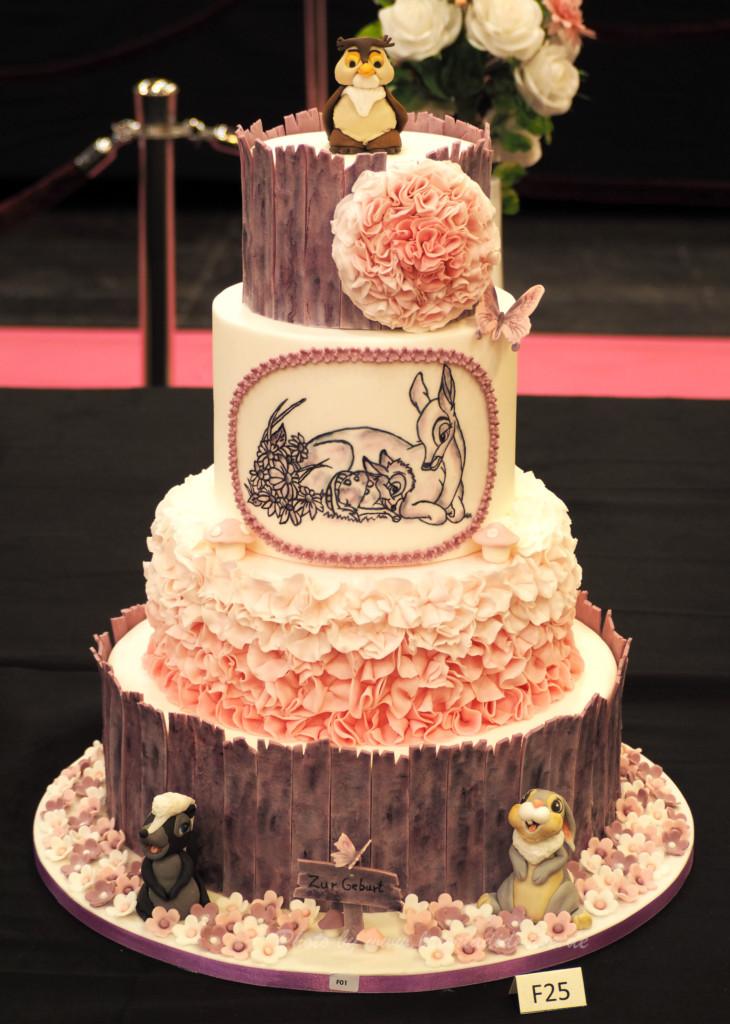 Cake & Bake Germany 2018; Von rosa Glitzer und grauen Haaren