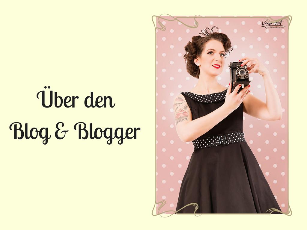 Über den Blog & Blogger