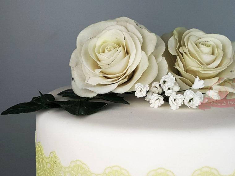 Taufe und Hochzeit in einer Torte vereint - Passt das?