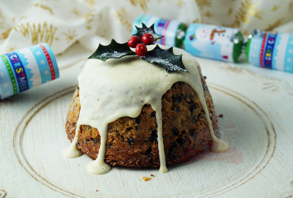 Rich Christmas Pudding; oder Plumpudding