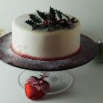 """Englischer Christmas Cake; Blogparade """"Zimtduft liegt in der Luft"""""""