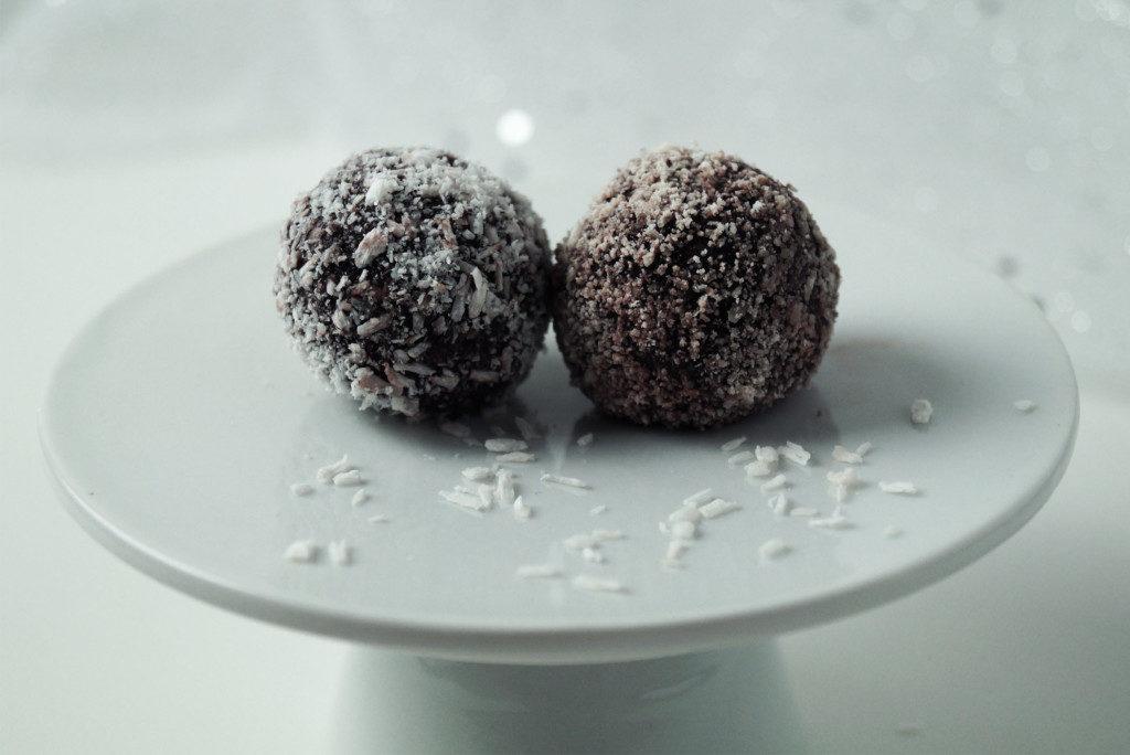 Kokos - Rumkugeln, Tropicai Produkt- und Buchvorstellung