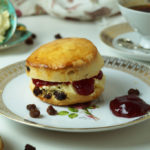 Traditionelle Scones