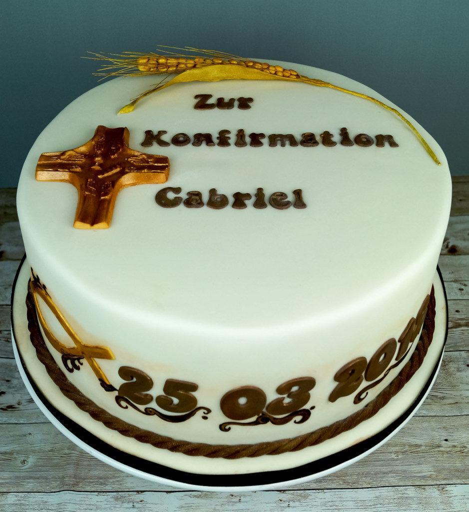 Kreuz und Ähre zur Konfirmation
