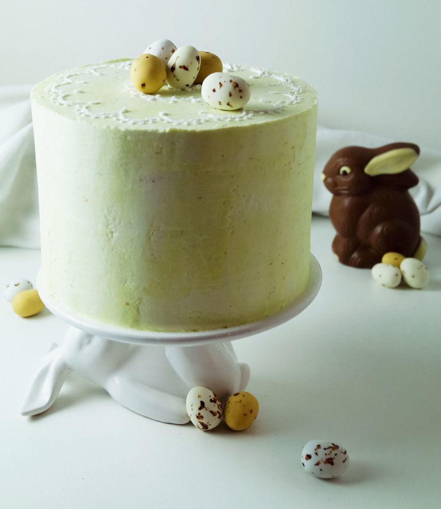 Vanille-Wolken-Torte