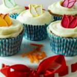 Carrot Cupcakes mit Frosting