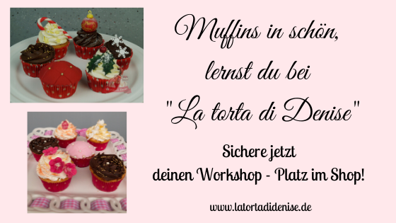 Werbung Cupcake Workshop