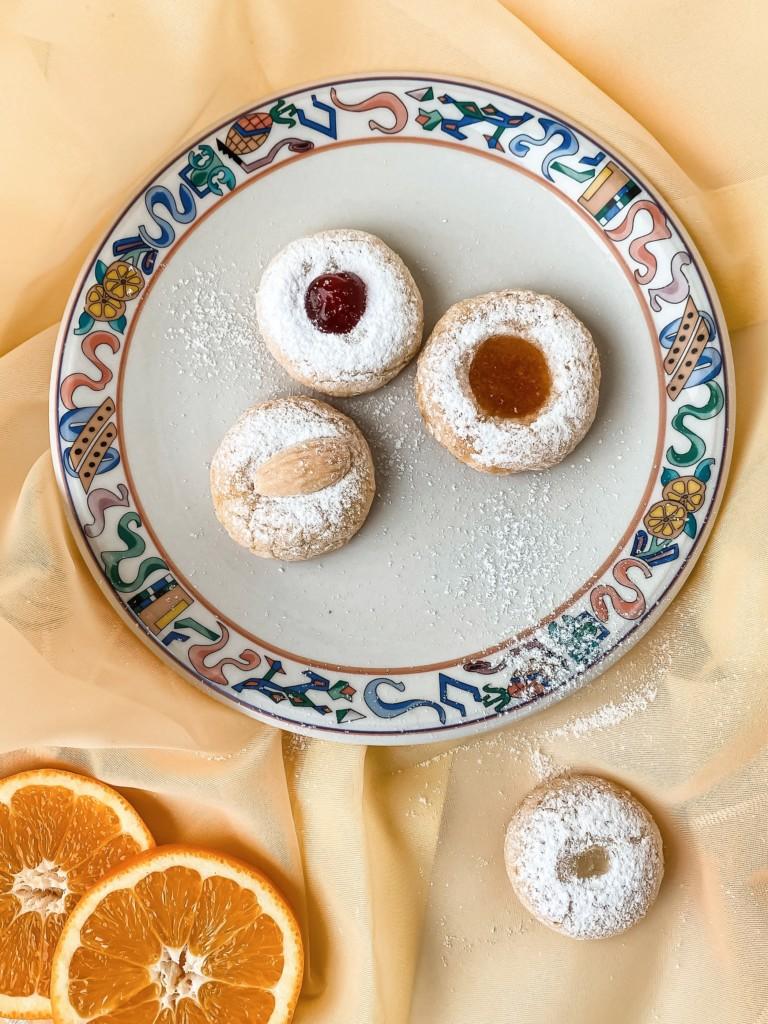 Pasta di Mandorle; Sizilianisches Mandelgebäck